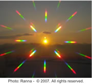 Photo - ©2007 Ranna - Prismatic Polarity Colours